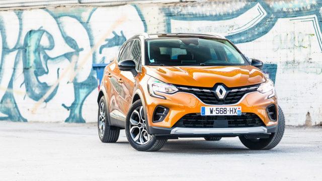 Koeajo: Renault Captur on nyt tyylikkäämpi ja tilavampi