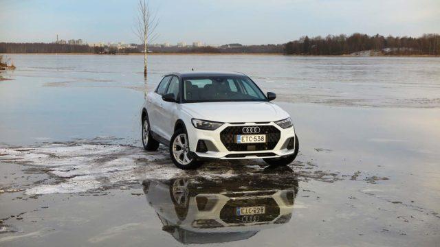 Koeajo: Kokoluokkien veistelijä – Audi A1 Citycarver