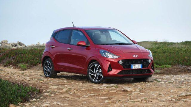 Koeajo: tilankäytön mestari – Hyundai i10