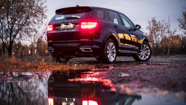 Koeajo: Land Rover Discovery Sport D180 – kun kasvojenkohotus vaihtaa kaiken, paitsi kasvot