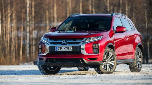 Koeajo: Mitsubishi ASX ja kuinka sama auto saa neljännen kasvojenkohotuksen