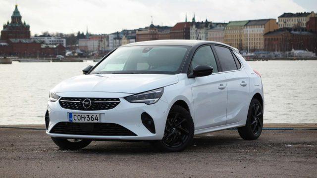 Koeajo: Ranskalaiset sukujuuret – Opel Corsa 100 A