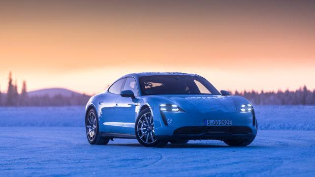 Koeajo: Porsche Taycan 4S – tulevaisuudesta tuttu sähköauto
