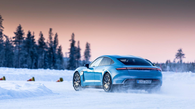 Porsche Sähköauto