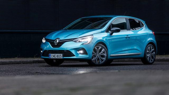 Koeajo: Renault Clio TCe 100 luottaa tyyliin
