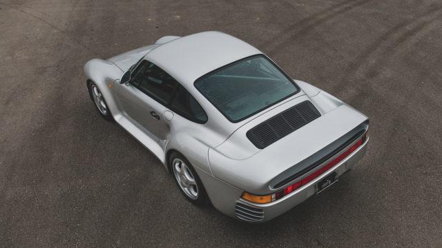 Porsche 959 Komfort rear high - RM Sotheby's