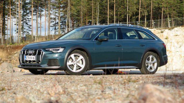 Koeajo: Onnistunut kompromissi – Audi A6 Allroad