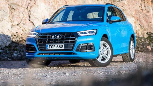 Koeajo: Numeroitaan parempi – Audi Q5 55 TFSIe