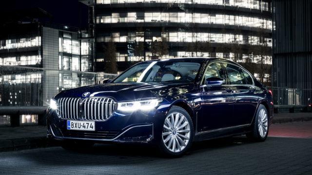 Koeajo: BMW 745Le xDrive – Ei aivan Batmanin arvoinen edustushybridi