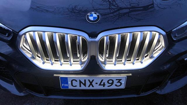 Koeajo: Ilmastoahdistukselle immuuneille – BMW X6