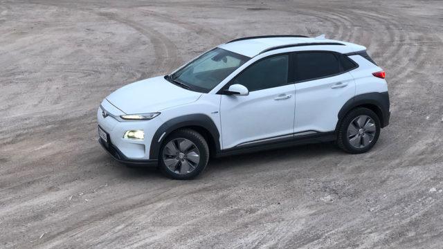 Koeajo: Sähköinen pikkuveli – Hyundai Kona Electric