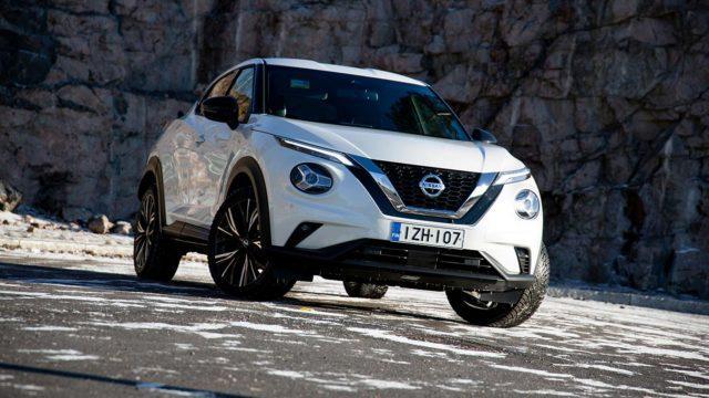 Koeajo: Kovaluontoinen Nissan Juke