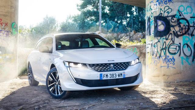 Koeajo: Viilausta vailla – Peugeot 508 SW GT Hybrid 225