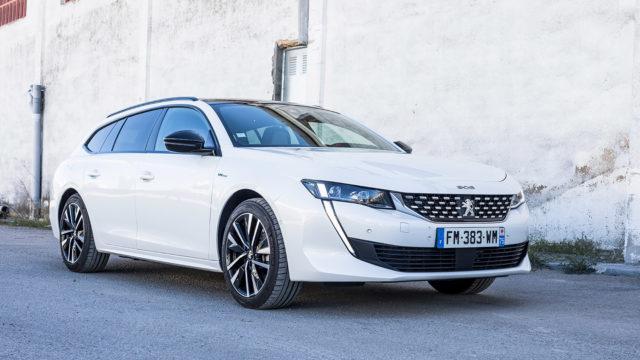 Maistiainen: Peugeot 508 SW Hybrid – vihdoinkin sähkövoimaa
