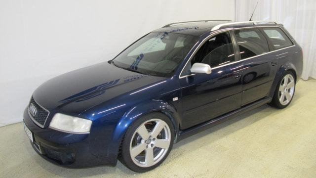 Audi RS6 Avant etu - Tori.fi