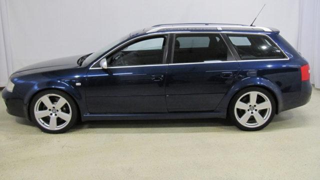Audi RS6 Avant sivu - Tori.fi