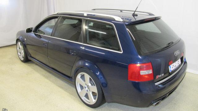 Audi RS6 Avant taka - Tori.fi