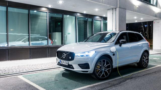 Volvo XC60 T8 Polestar Engineered