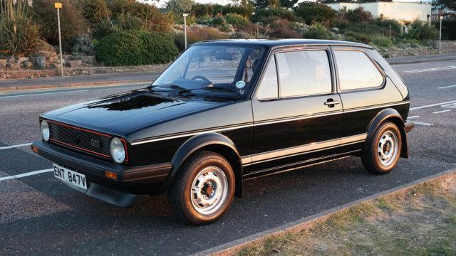 The Market - Volkswagen Golf GTi mk1 front angle 2