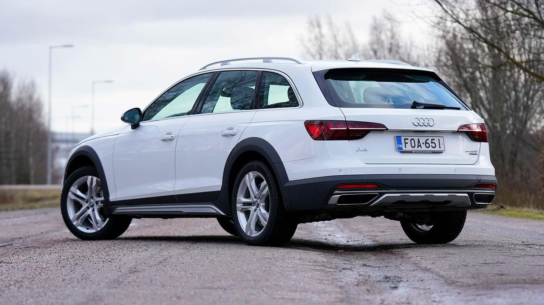 Audi A4 Koeajo