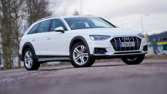 Koeajo: Helpommin korkealle – Audi A4 Allroad