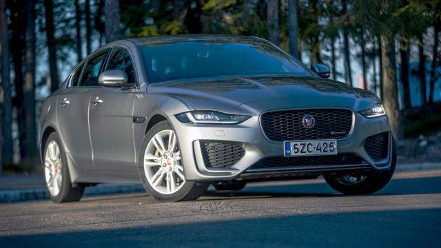 Koeajo: Parempi oikeista paikoista – Jaguar XE D180 AWD