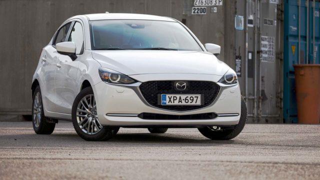 Koeajo: Pienesti pihi – Mazda 2 1.5 M Hybrid
