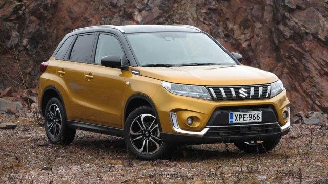 Koeajo: Järkevän valinta – Suzuki Vitara Hybrid