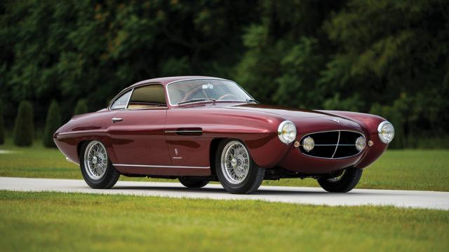 Fiat 8V Supersonic by Ghia - RM Sotheby's