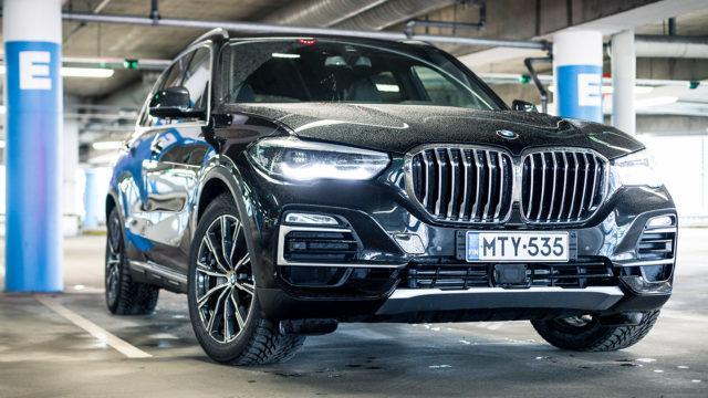 Koeajo: Kärsivälliselle lataajalle – BMW X5 xDrive45e