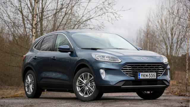 Maistiainen: uusi Ford Kuga – suurempi ja sähköisempi