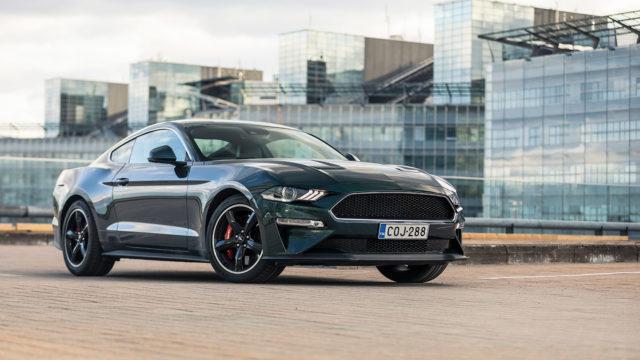 Koeajo: Ford Mustang Bullitt yhdistää 1960-luvun vahvuuksia nykyajan ongelmiin