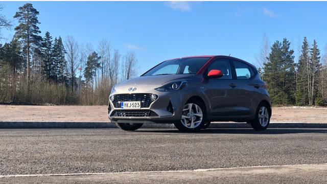 Koeajo: Näppärä ja nyökkivä kaupunkiauto – Hyundai i10