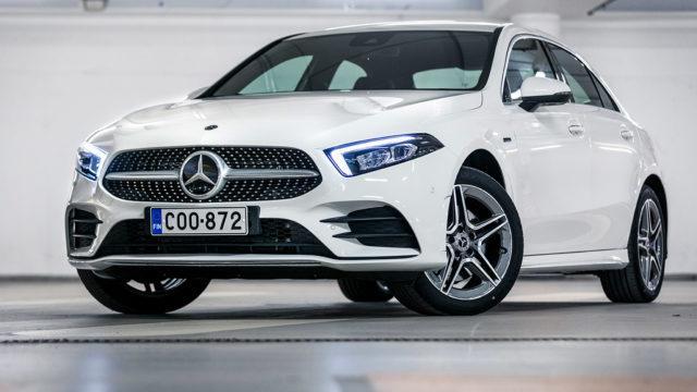Koeajo: Mercedes-Benz A 250 e on auto, jollaisia kaikkien ladattavien hybridien olisi aina pitänyt olla