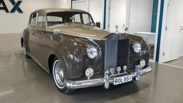 Rolls-Royce Silver Cloud II etuviisto - Tori.fi