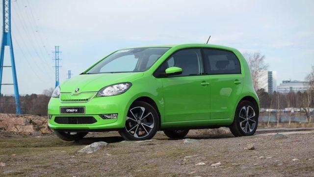 Koeajo: Kevään vihrein uutuus – Škoda Citigo e iV