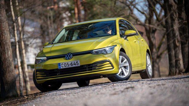 Koeajo: eTSI ja löydä – Volkswagen Golf