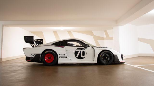 Porsche 935 sivuprofiili - RM Sotheby's
