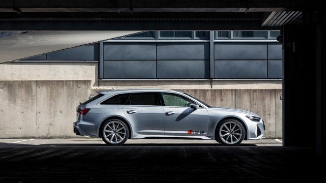 Koeajo: Audi RS 6 Avant – valmistaja lupaa 3,6 sekuntia sataseen, oikeasti unelmafarkku on paljon nopeampi