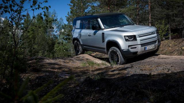Maistiainen: Land Rover Defender – maailman vaikeimmasta jatko-osasta paljastuu ehkä vuoden haluttavin auto