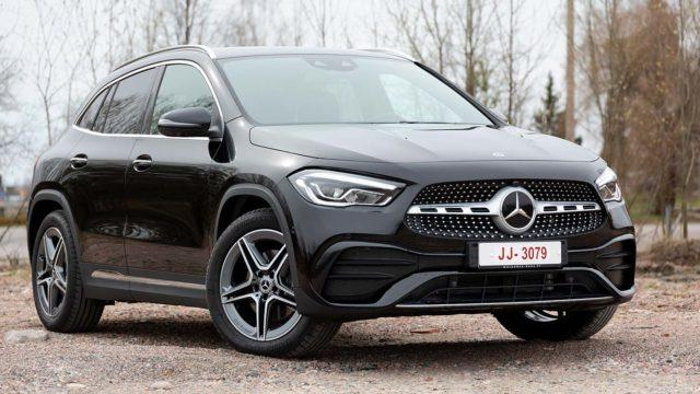 Koeajo: uusi Mercedes-Benz GLA ansaitsee tähtensä mukavuudellaan, kunhan kuljettaja ei ole liian pikkumainen