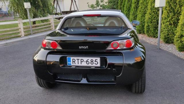 Smart Roadster takaa - Tori.fi