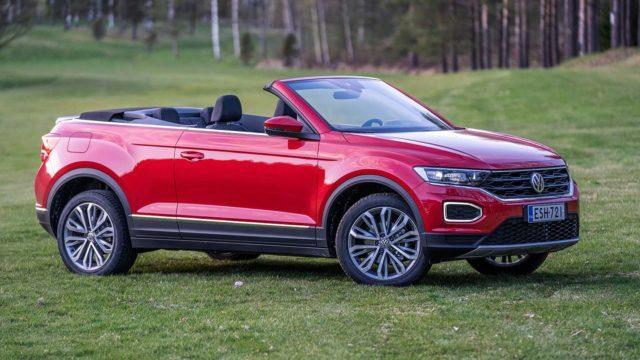 Koeajo: avokatumaasturi Volkswagen T-Roc Cabriolet on hauska poikkeus luokassaan, ja sopii parhaiten kahdelle