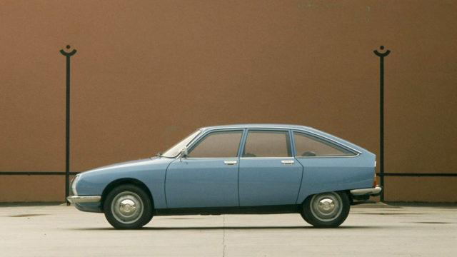 Citroën GS 50 vuotta