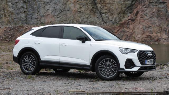 Koeajo: Audi Q3 Sportback – luiskaperä muotitietoisille, mutta mitä se tarjoaa kilpailijoihinsa verrattuna?