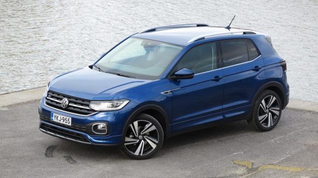 Koeajo: Volkswagen T-Cross Sport 1.5 TSI DSG – älä anna kömpelön ulkomuodon hämätä