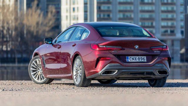 Koeajo: BMW 840i Gran Coupé on käytännöllinen ja tyylikäs, mutta vanhat viat vaivaavat