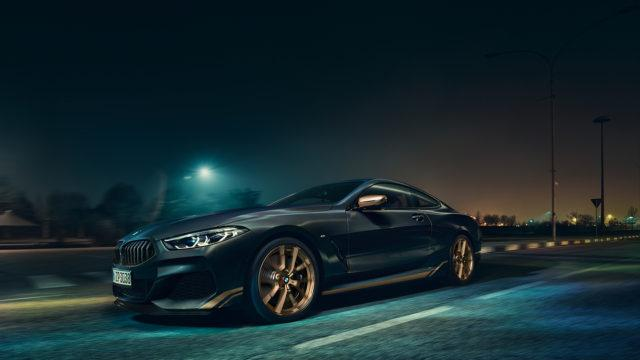 BMW 8-sarja Golden Thunder Edition