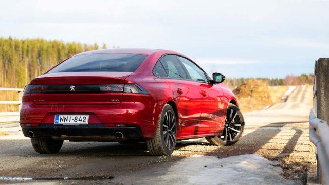 Koeajo: Peugeot 508 GT Hybrid on huomaamaton hybridi, mutta pientä viimeistelyä kaivataan