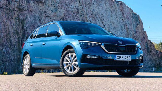 Koeajo: Škoda Scala 1.0 TSI G-TEC on konstailematon kaasumalli